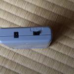 電池ボックス スイッチ部分